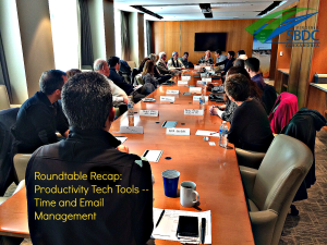 Productivity Tech Tools November 2014